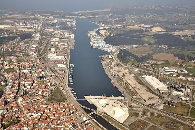 Resultado de imagen de puerto de aviles